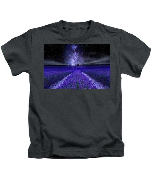 Under The Stars Kids T-Shirt