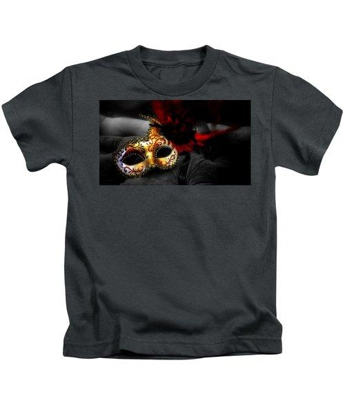 Unmasked Kids T-Shirt