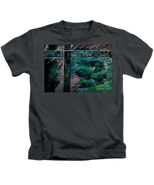 Fencing-1 Kids T-Shirt