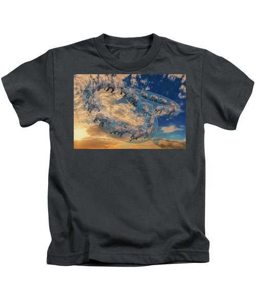 Untitled Betsy C Knapp Kids T-Shirt