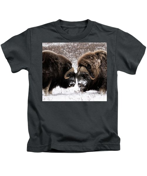 Up Close And Personal Kids T-Shirt