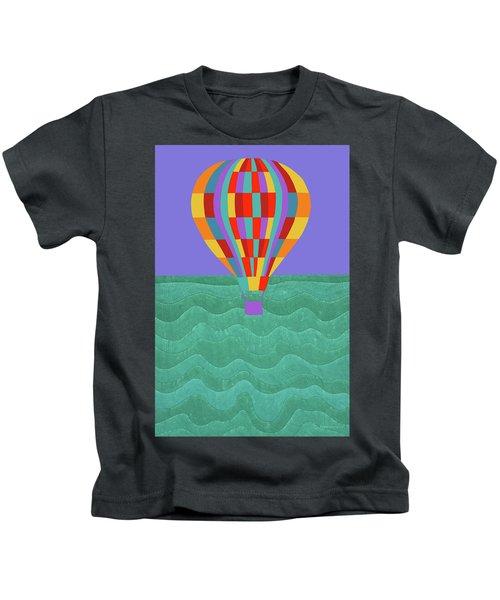 Up Up And Away Kids T-Shirt