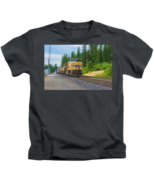 Up5698 Kids T-Shirt
