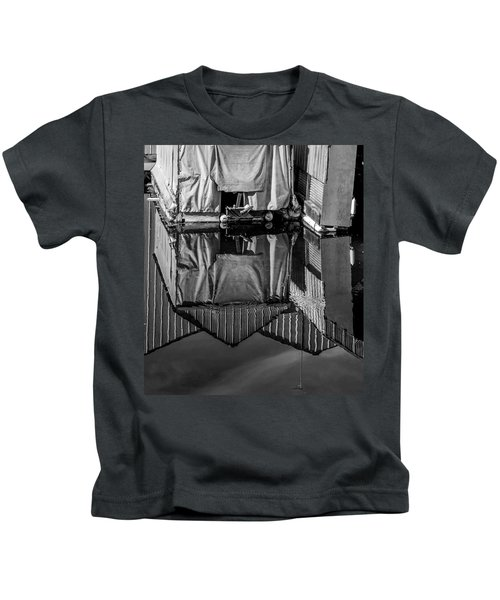 Upside Down Kids T-Shirt