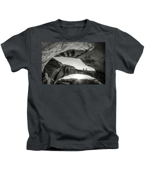 Uranium Arch Kids T-Shirt