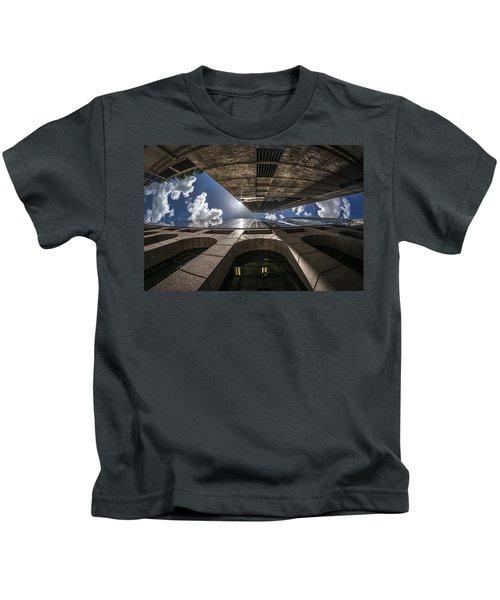 Urban Canyon Sunburst Kids T-Shirt