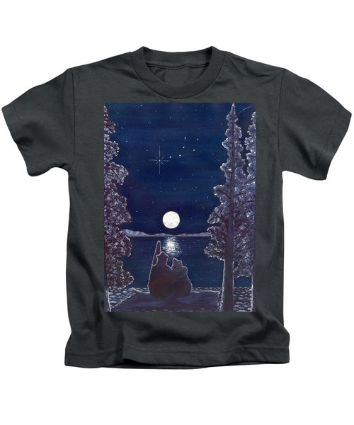 Ursa Minor Kids T-Shirt