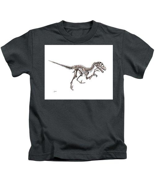 Utahraptor Kids T-Shirt