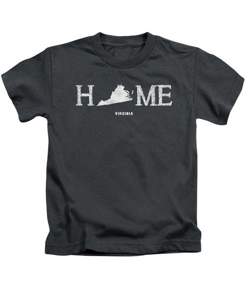 Va Home Kids T-Shirt by Nancy Ingersoll
