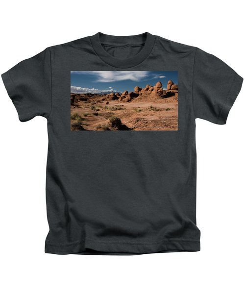 Valley Of The Goblins Kids T-Shirt
