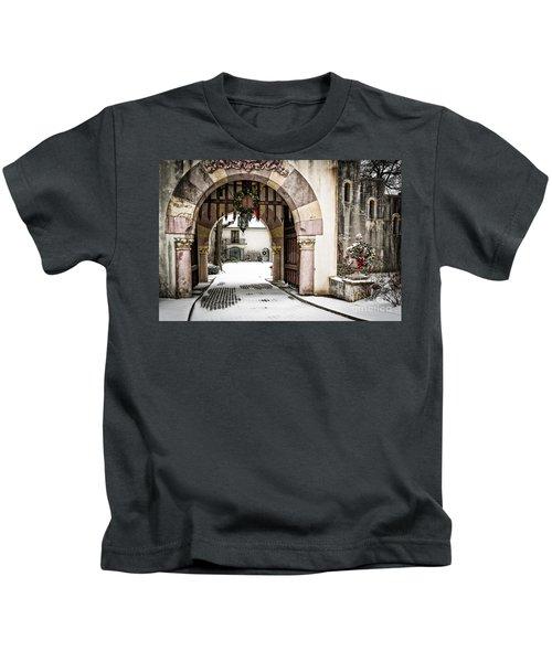 Vanderbilt Holiday Kids T-Shirt