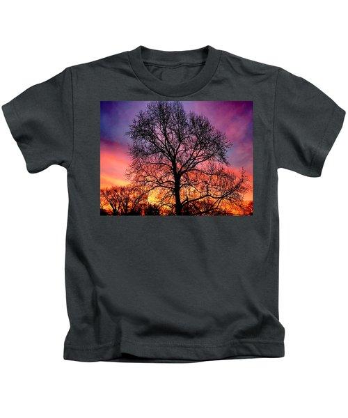 Velvet Mood Kids T-Shirt