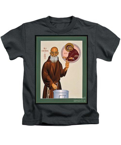 Venerable Fr. Solanus Casey The Healer 038 Kids T-Shirt