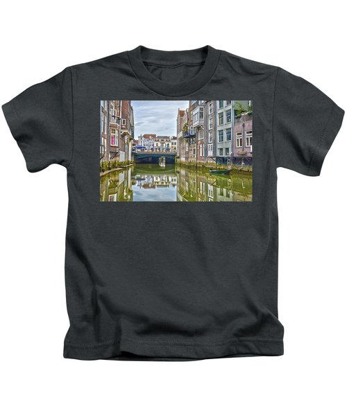 Venetian Vibe In Dordrecht Kids T-Shirt