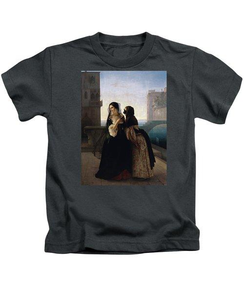 Vengeance Is Sworn Kids T-Shirt