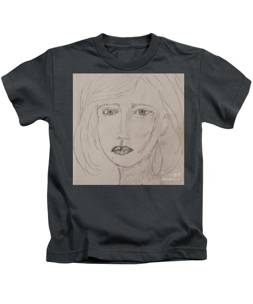Vera In Pencil Kids T-Shirt
