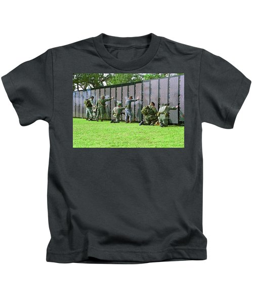 Veterans Memorial Kids T-Shirt