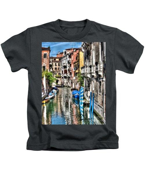 Viale Di Venezia Kids T-Shirt