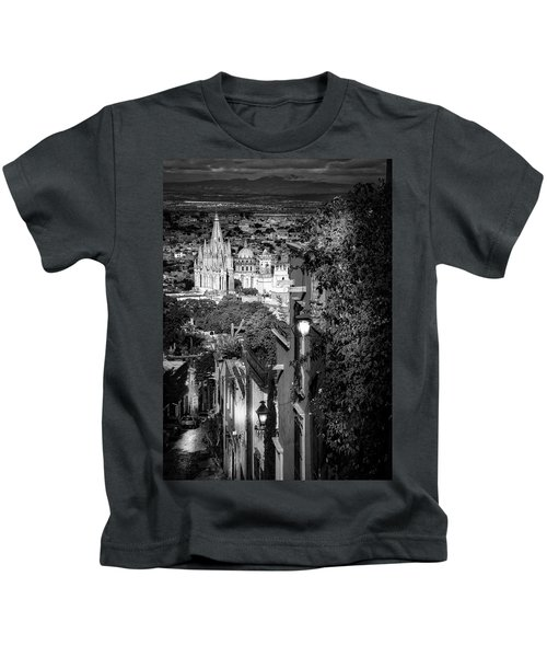 View From The Hill Kids T-Shirt