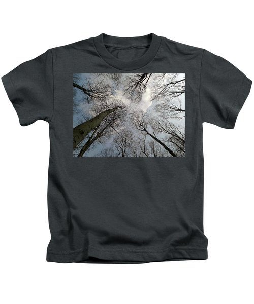 View Of The Sky Kids T-Shirt