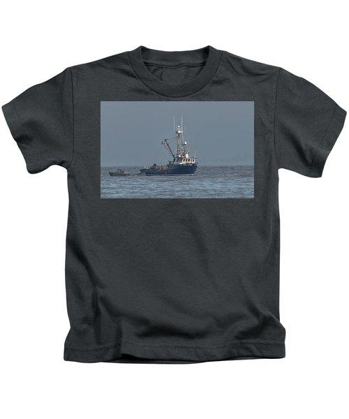 Viking Fisher 1 Kids T-Shirt