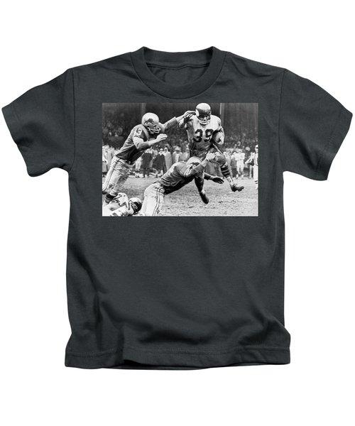 Viking Mcelhanny Gets Tackled Kids T-Shirt