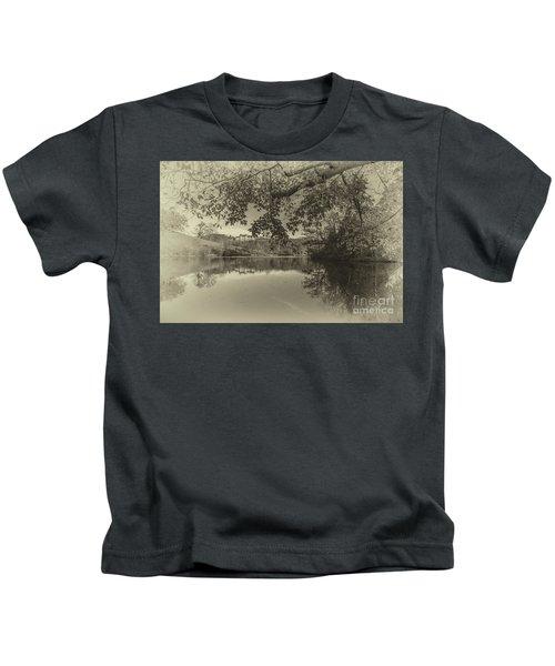 Vintage Biltmore Kids T-Shirt