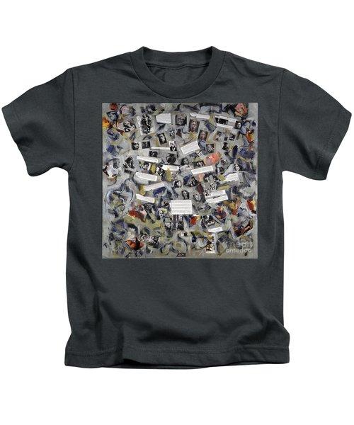 Vintage Century - For Marlon B. Kids T-Shirt