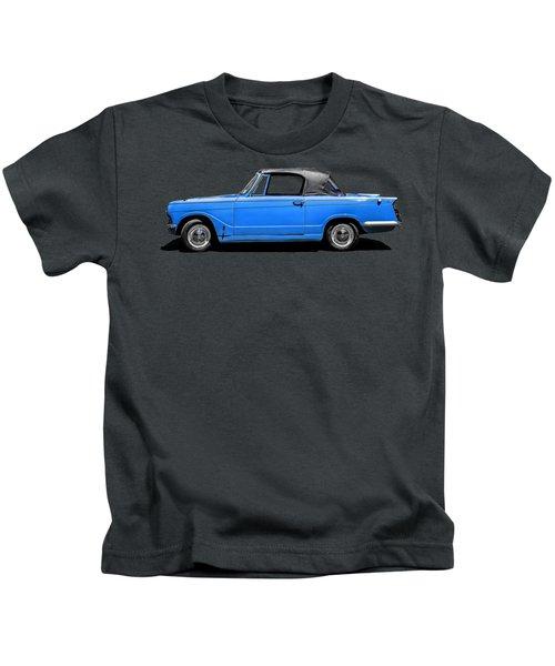 Vintage Italian Automobile Tee Kids T-Shirt