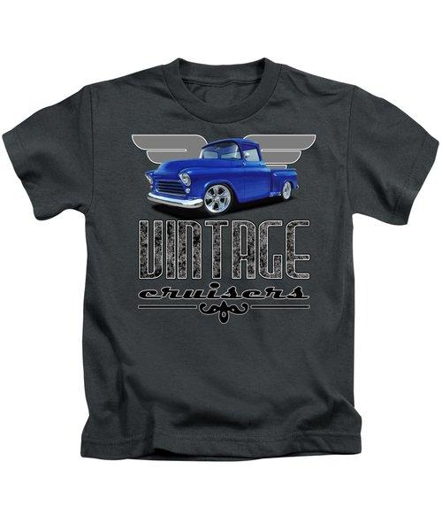 Vintage Stepside Kids T-Shirt