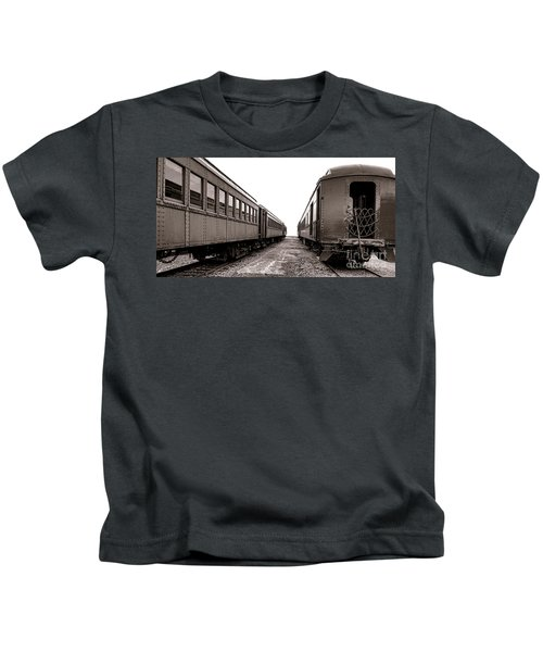 Vintage Travel  Kids T-Shirt