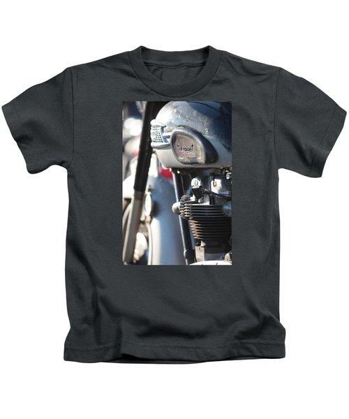 Vintage Triumph Kids T-Shirt