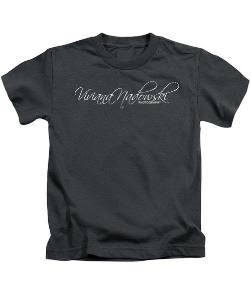 Viviana Nadowski Photography Logo Kids T-Shirt