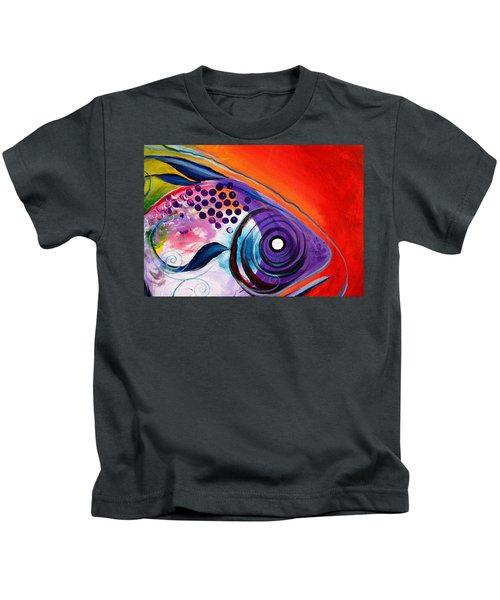 Vivid Fish Kids T-Shirt