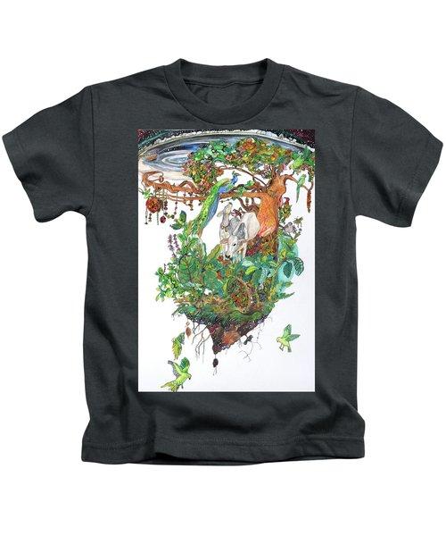 Vrindavan Kids T-Shirt