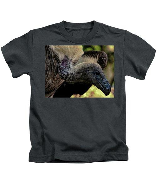 Vulture Kids T-Shirt by Martin Newman