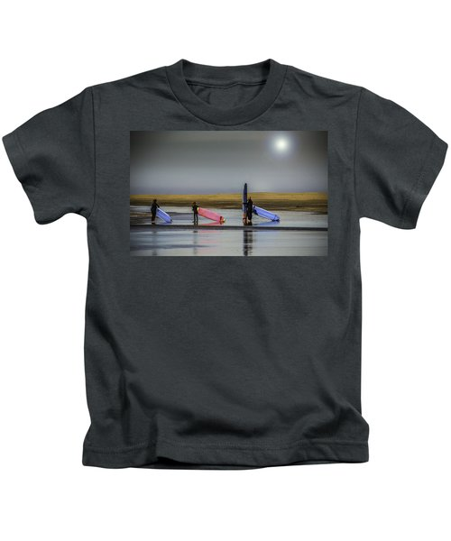 Waiting For The Surf Kids T-Shirt