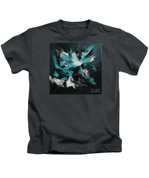 Walking Wave-4 Kids T-Shirt