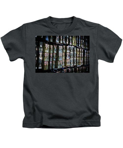 Wall Of Containment Kids T-Shirt