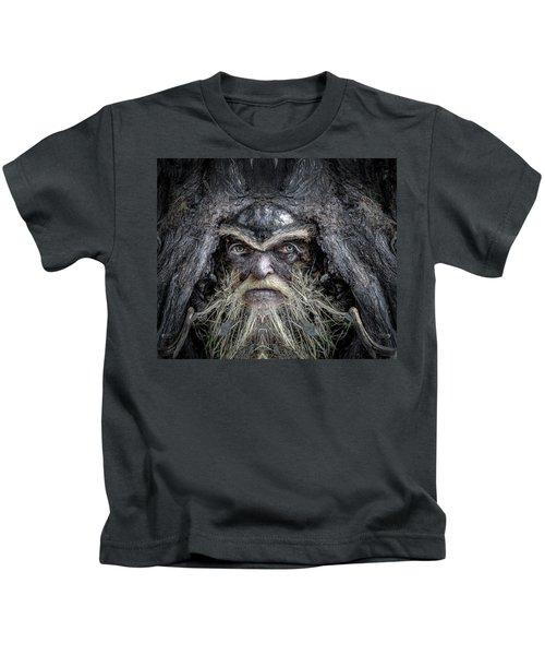 Wally Woodfury Kids T-Shirt