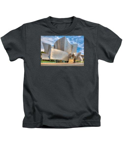 Walt Disney Concert Hall - Los Angeles Kids T-Shirt