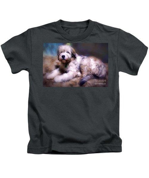 Want A Best Friend Kids T-Shirt