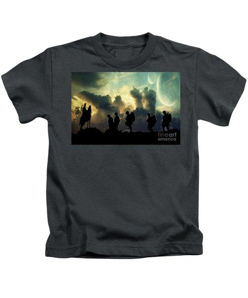 War Zone Kids T-Shirt