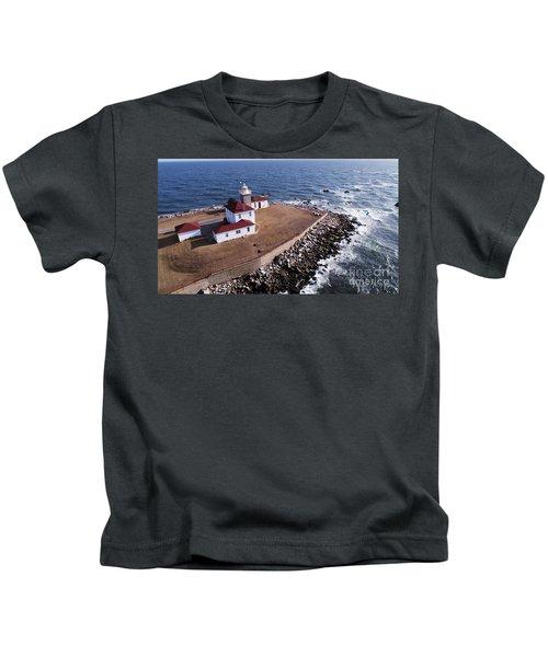 Watch Hill Lighhouse Kids T-Shirt