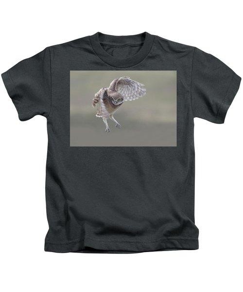 Watch Me Now. Kids T-Shirt