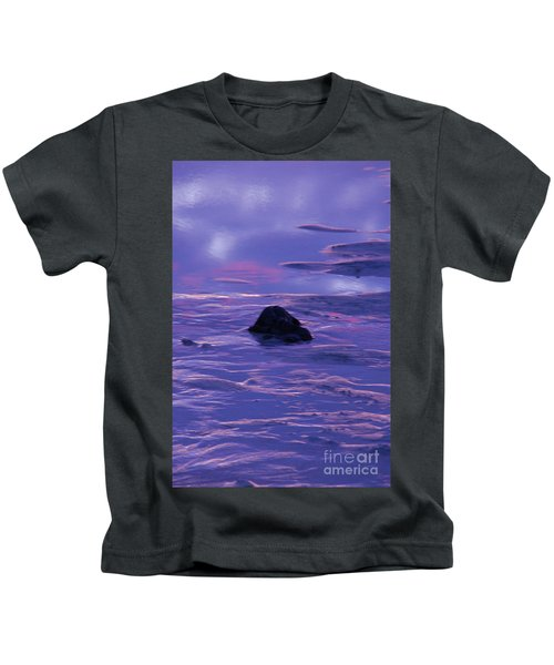 Water By Jenny Potter Kids T-Shirt