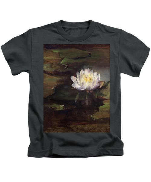 Water Lilly Kids T-Shirt