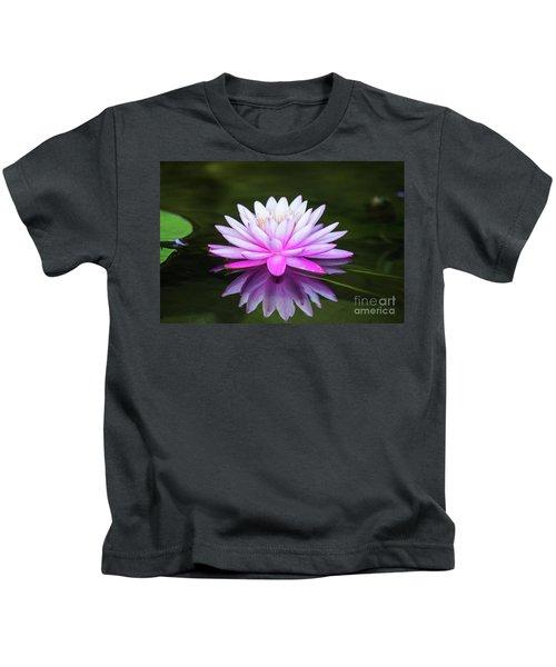 Water Lily Kids T-Shirt