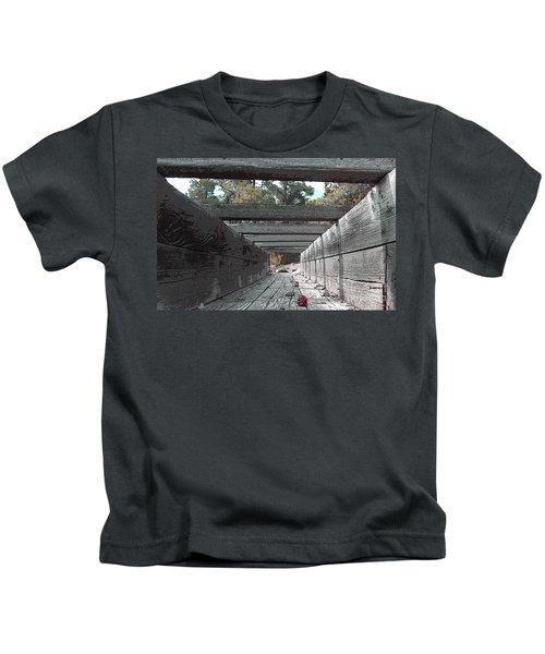 Water Sluce Kids T-Shirt