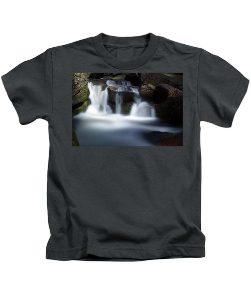 Water Stair - Long Exposure Version Kids T-Shirt